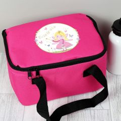 Personalised Garden Fairy Childrens Lunch Bag