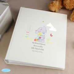 Personalised Tiny Tatty Teddy Cuddle Bug Photo Album with Sleeves