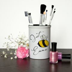 Bee You Brush Holder