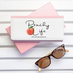 Peachy Life Pink Wallet