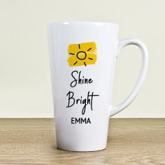 Shine Bright Latte Mug