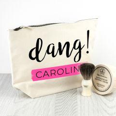 Dang Cream Wash Bag