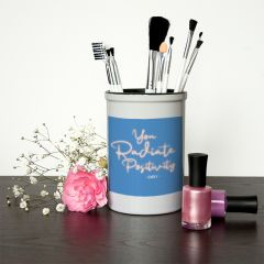 Radiate Positivity Brush Holder