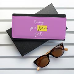 You Glow Girl Black Wallet