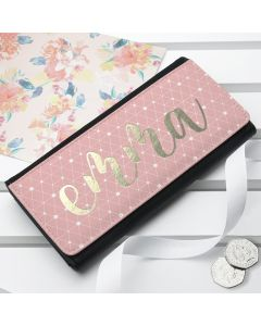Personalised Chic Ladies Wallet