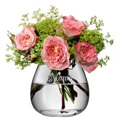 Personalised Bouquet Flower Vase