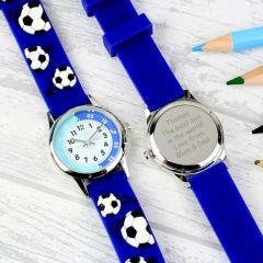 Personalised Children's Football Watch