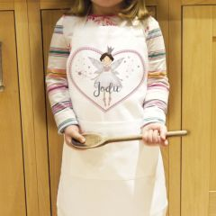 Personalised Fairy Princess Design Children's Apron